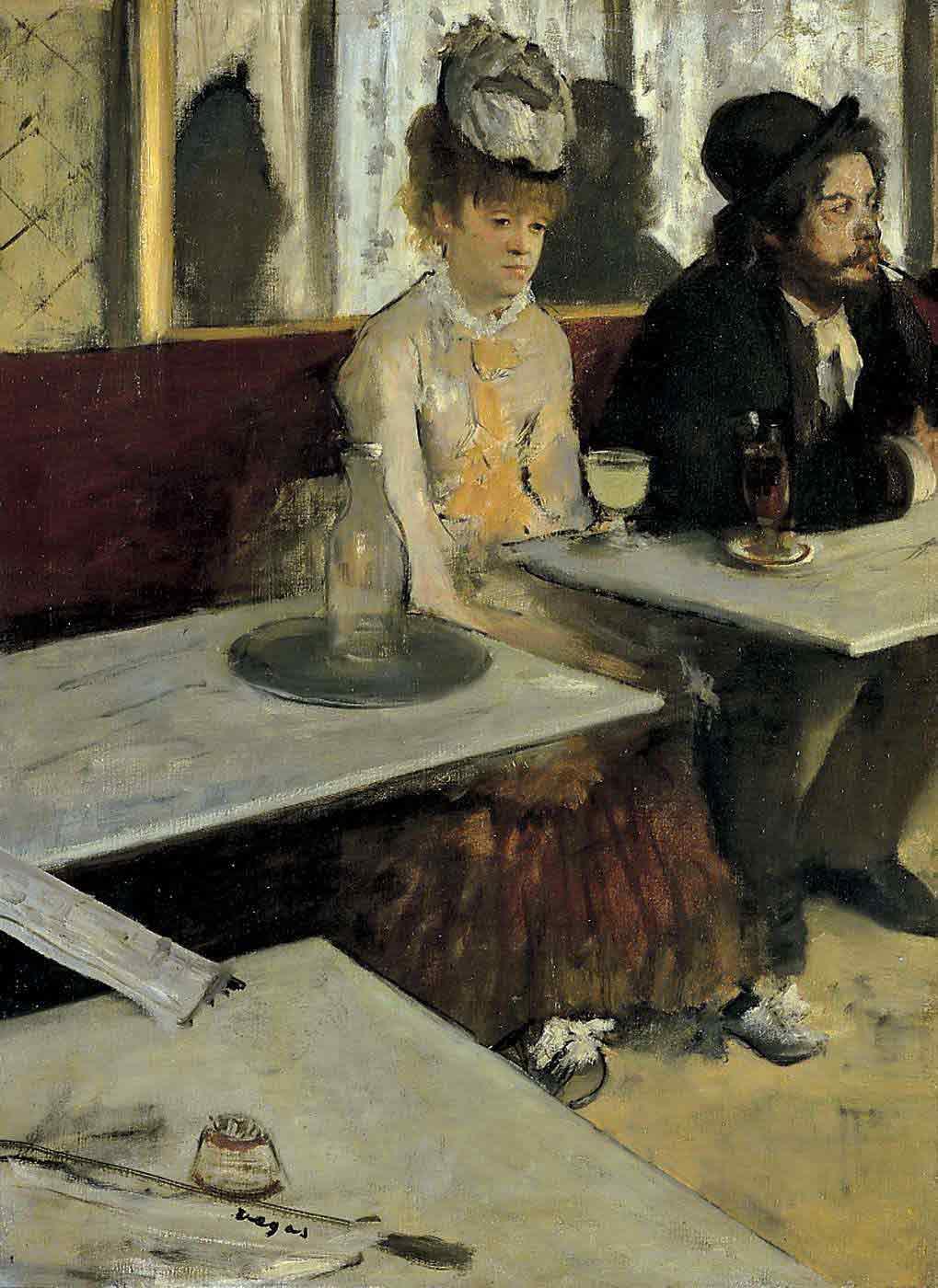 La solitude de l'alcoolique