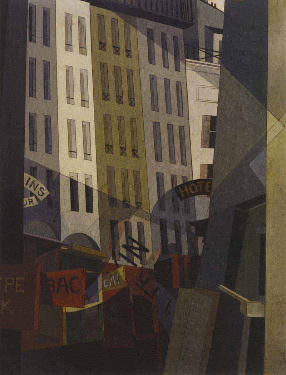 Le cubo-futurisme jazzy de Demuth