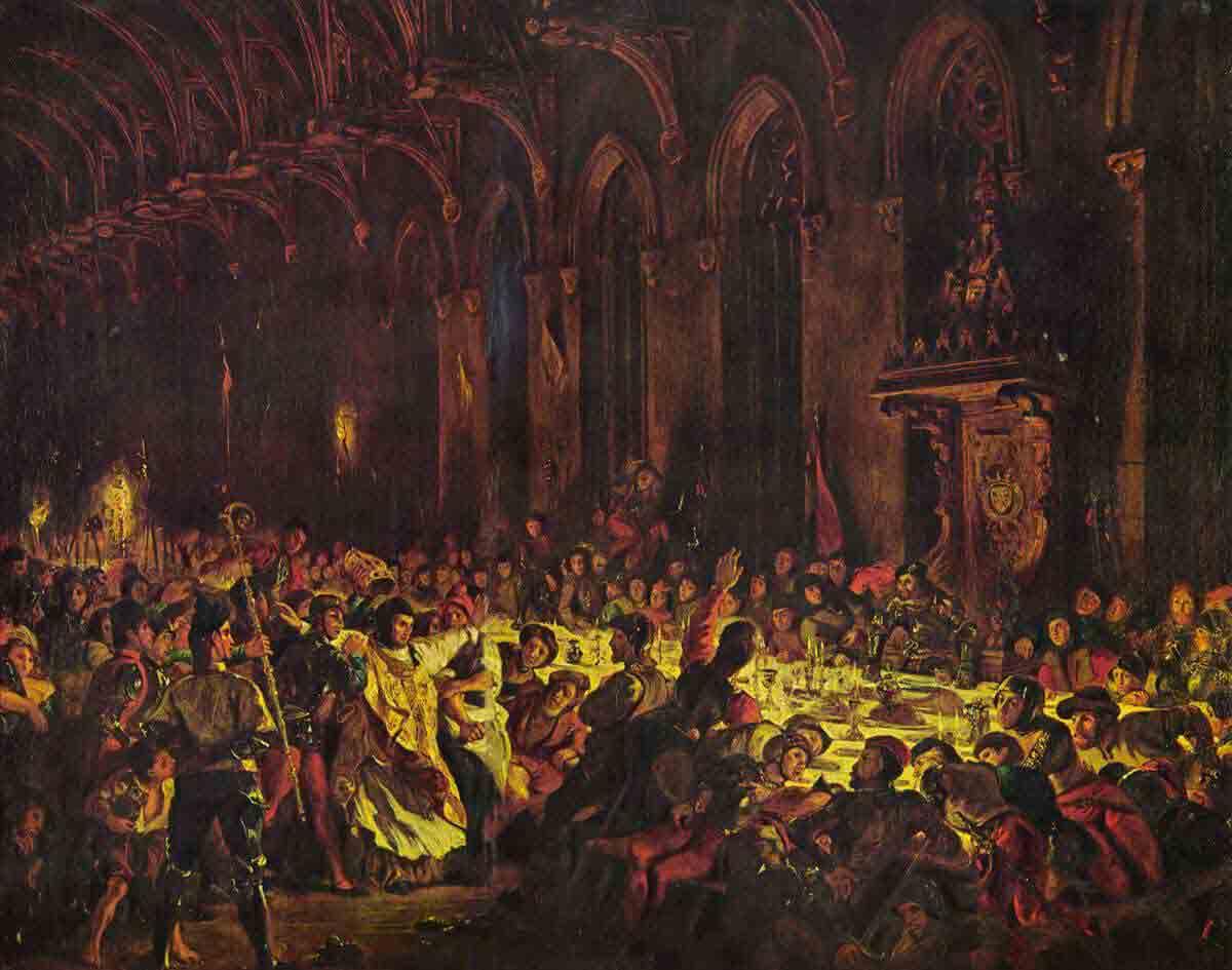 L'assassinat de l'évêque de Liège