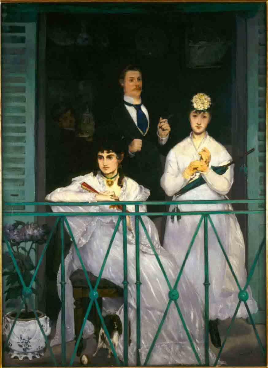 La peinture, sujet du tableau