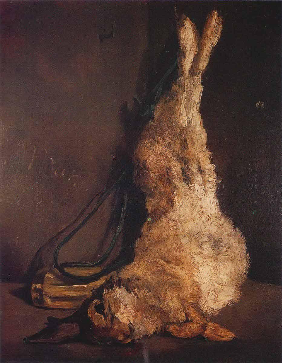 L'ingénue modernité du lapin