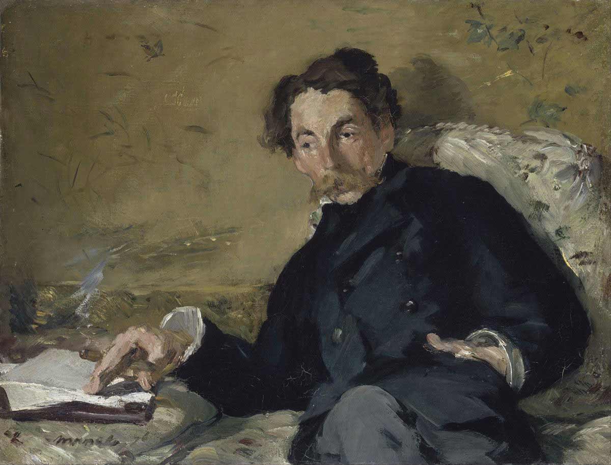 Un cigare, une moustache